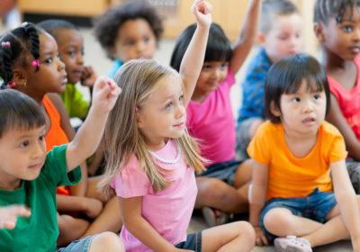 Henrietta children learning